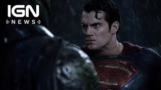 Batman v Superman Suffers Severe Decline but Remains No. 1 at Weekend Box Office - IGN News