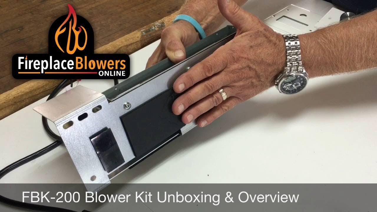 fbk 200 blower kit unboxing u0026 overview youtube