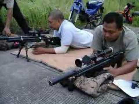 MODDED AIRGUN - ARMSCOR PHILIPPINES