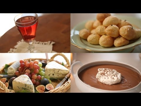French Dinner Party Recipes
