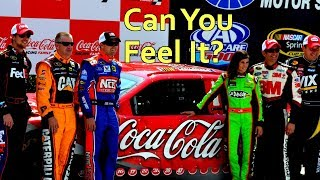 Can you feel it? The taste of Coca-Cola