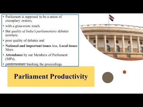 1 July, 2017 Daily Editorial Discussion, GST, Parliament Decline, Climate change,