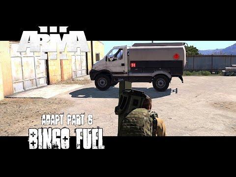 Adapt Part 6 - Bingo Fuel - ArmA 3 Campaign Playthrough