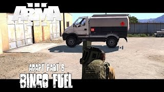 Adapt Part 6 - Bingo Fuel - ArmA 3 Campaign Playthrough