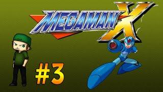 Pelivlogautus #3: Mega Man X (Osa 3) - Käsikirjoita Sleikkari taitavaksi pelaajaksi