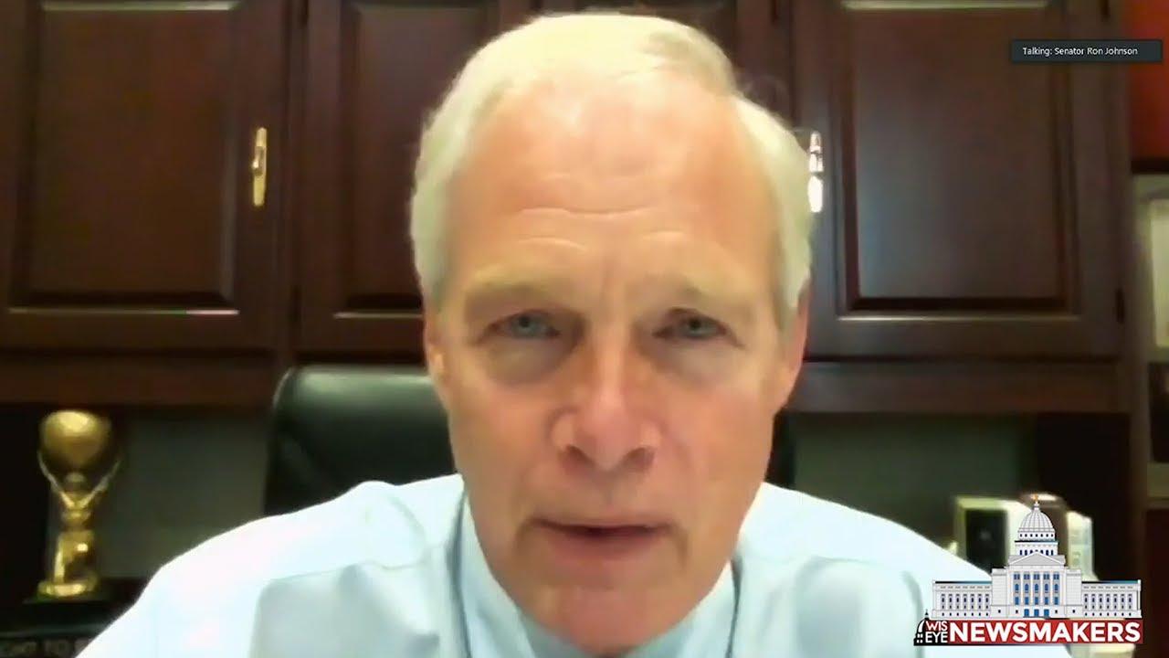 Wisconsin Sen. Ron Johnson Tests Positive for Coronavirus, Office ...
