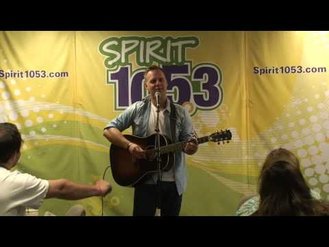 Matthew West - SPIRIT Live Lounge at SPIRIT 105.3 FM