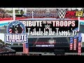 TRIBUTE TO THE TROOPS 2017 WWE 2K18 Create A Arena mp3