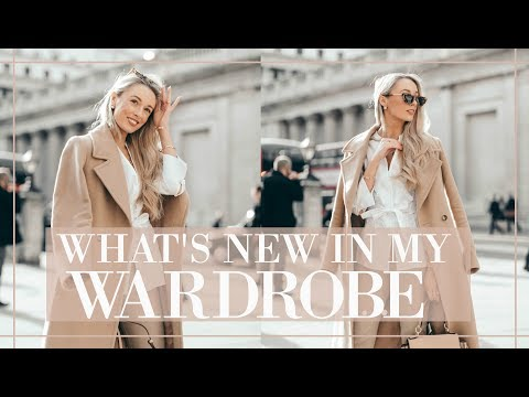 WHAT'S NEW IN MY WARDROBE  //   Holiday Edition   //  Fashion Mumbler