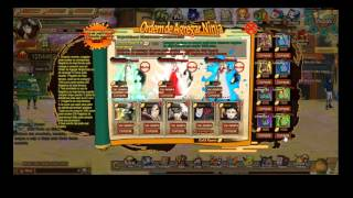 Ultimate Naruto Brasil gameplay 03 Novidades( narração pt)