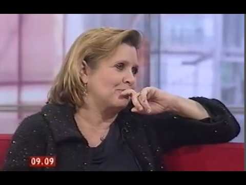 Carrie Fisher interview (Breakfast, 2004)
