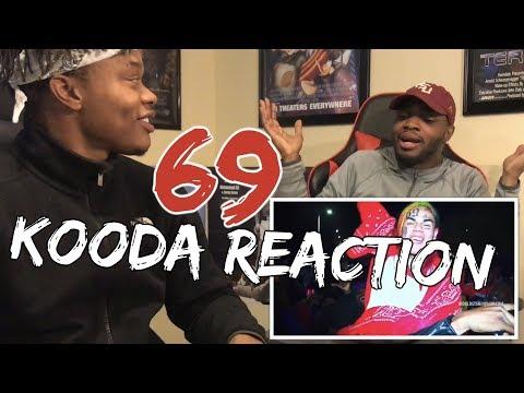 6IX9INE Kooda (WSHH Exclusive - Official Music Video) - REACTION
