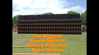 Download Mp3 The Biggest Sound System Set Up In Western Visayas Team Stroker Part Two 50 Perc
