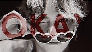 kim taehyung ♦︎ okay