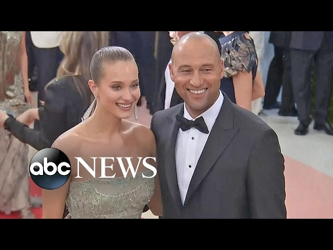 Derek Jeter and Wife Hannah Reveal Baby