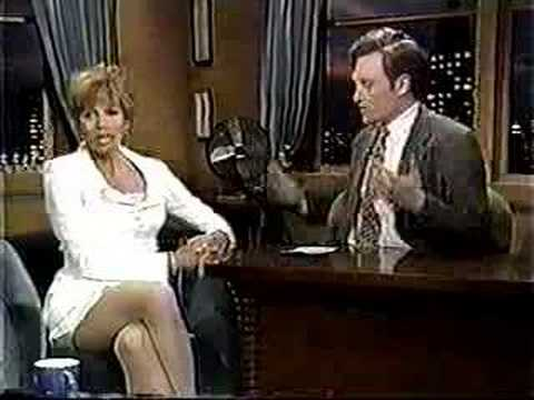 Confused she Leeza gibbons upskirt on conan how she