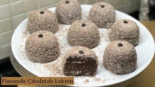 Fincanda Çikolatalı Lokum - Naciye Kesici - Yemek Tarifleri
