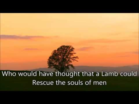 Wonderful Merciful Savior  -- Backing Vocal w/ Lyrics