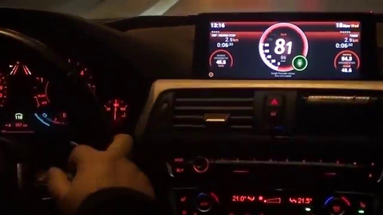 ///AVIN Full Android Multimedia & Navigation BMW F30 Test ...