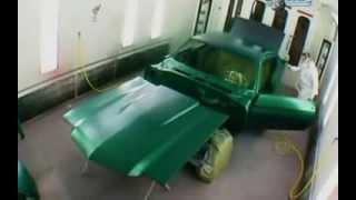 Из грязи в князи Chevrolet Chevelle 1971
