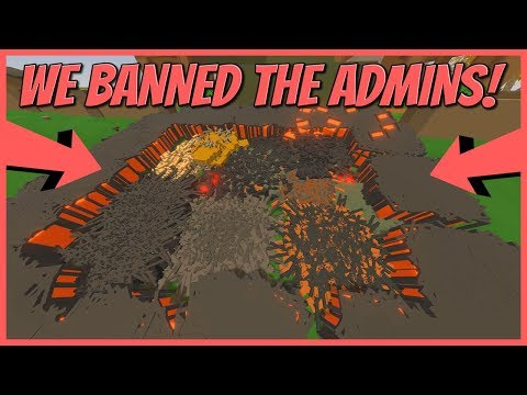 TROLLING RUSSIAN ADMIN ABUSERS! THEY GAVE US ADMIN! - Modded Unturned