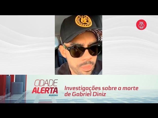 Um ano depois, continuam investigações sobre a morte de Gabriel Diniz