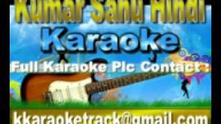 Raah Mein Unse Mulaqat Ho Gayi Karaoke Vijaypath {1994} Alka,Kumar Sanu