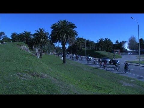 Uruguay : Montevideo se convertit lentement au vélo