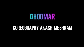 Ghoomar Song Padmavati Dance Choreography by Akash Meshram