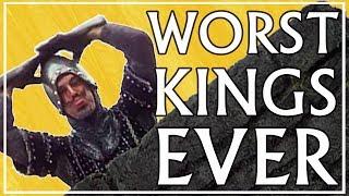 The 10 Worst Rulers in Crusader Kings 2