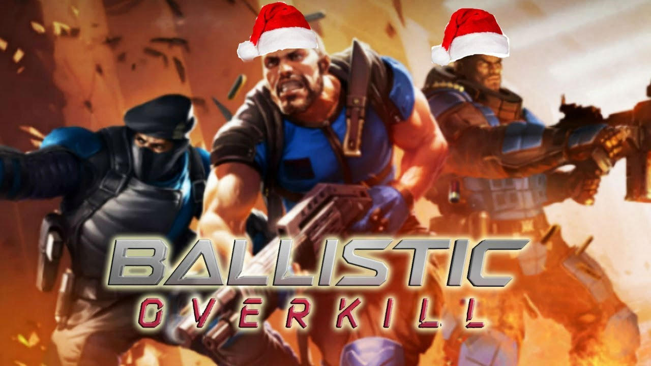 Ballistic Overkill |KING OF THE HILL| (Christmas Special Video ...
