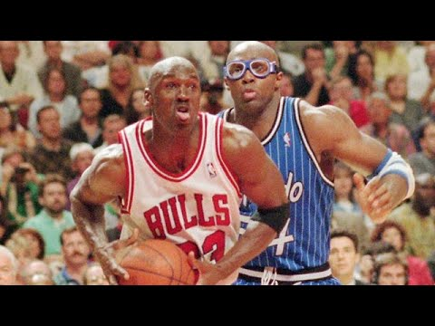Scoop B Radio  - Horace Grant Explains Why He Wore Goggles During NBA Career