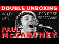 "UNBOXED:  Paul McCartney ""Wild Life"" & ""Red Rose Speedway"" SPECIAL EDITIONS"