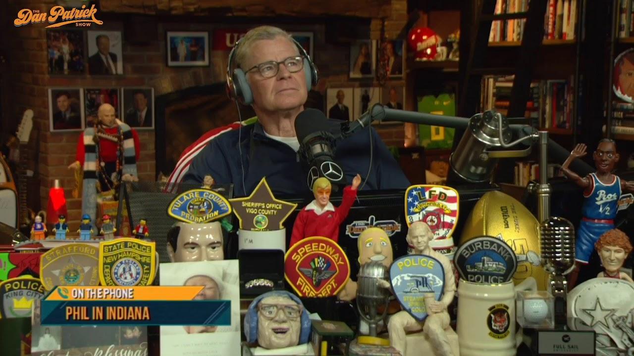 The Dan Patrick Show - LIVE - 07/02/20