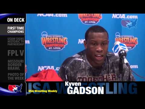 USA Wrestling Weekly, March 27, 2015