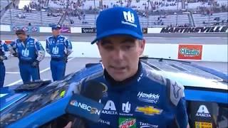 Gambar cover Jeff Gordon's Final NASCAR Race