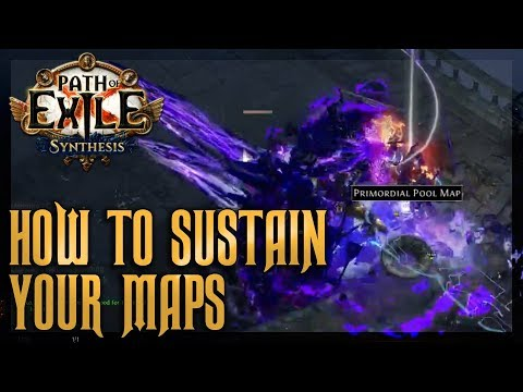 11 Tips For Sustaining Maps for Beginners - Synthesis | Path of Exile