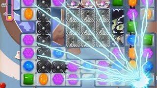 Candy Crush Saga Level 1467 NEW【Hard Level】NO BOOSTER
