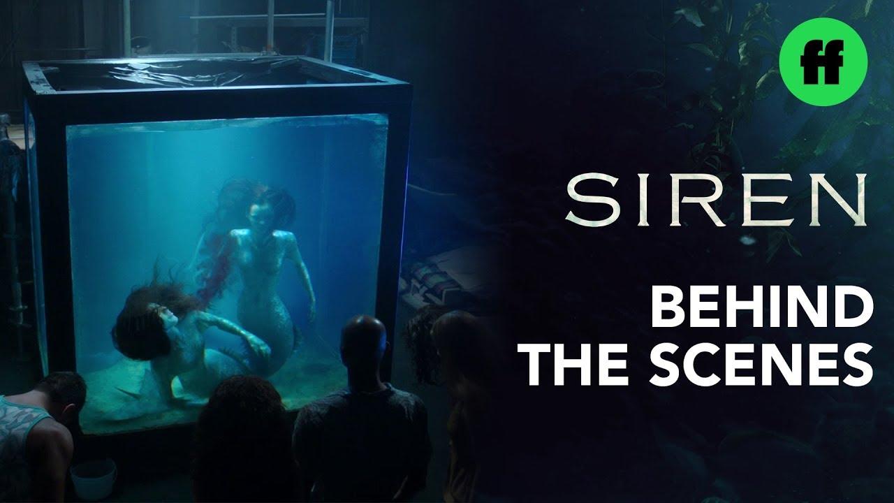 Download Siren Season 2   Behind the Scenes: Underwater Mermaid Fight   Freeform