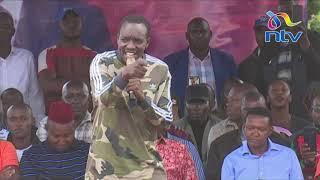 I protected Didmus Barasa in Kibra, says MP Simba Arati || #KibraByelection