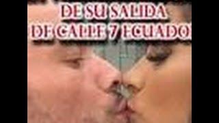 La verdad de la abrupta salida de Michael y Ambar de Calle 7 Ecuador
