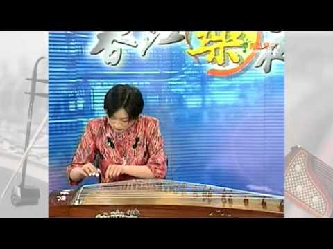 [青苗琴行] 中國上海音樂學院試 SCOM - 古箏二級小鐮刀 - YouTube