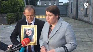 Parents of woman who died of blood clot give statement after inquest
