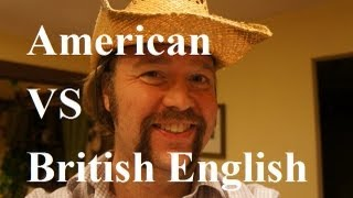 American English vs British English