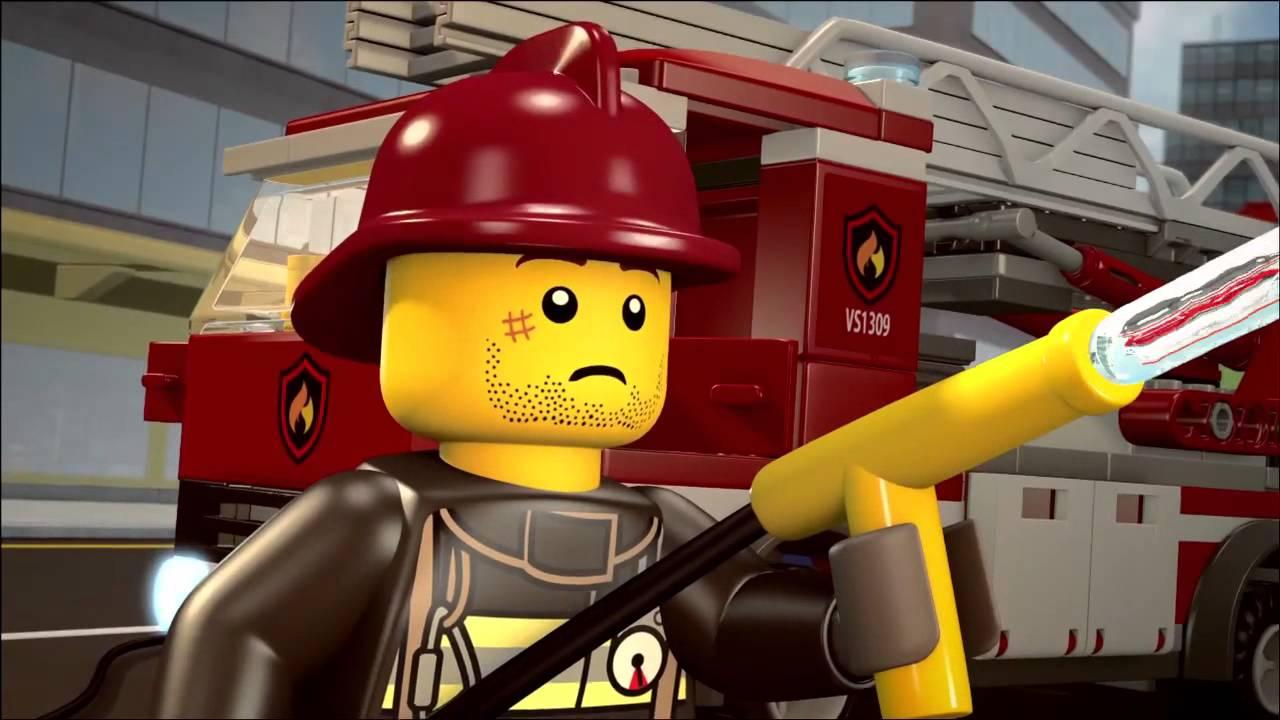 Lego city filmas