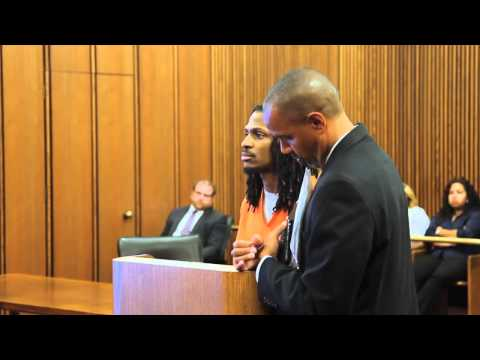 Derrice Alexander sentenced to 30 years for killing his son
