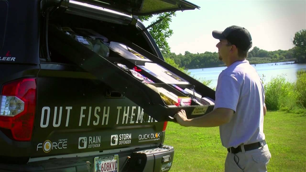 LEER Cover Cash and Leer Locker Advantages for Anglers ...