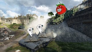 World of Tanks Epic Wins and Fails Ep102