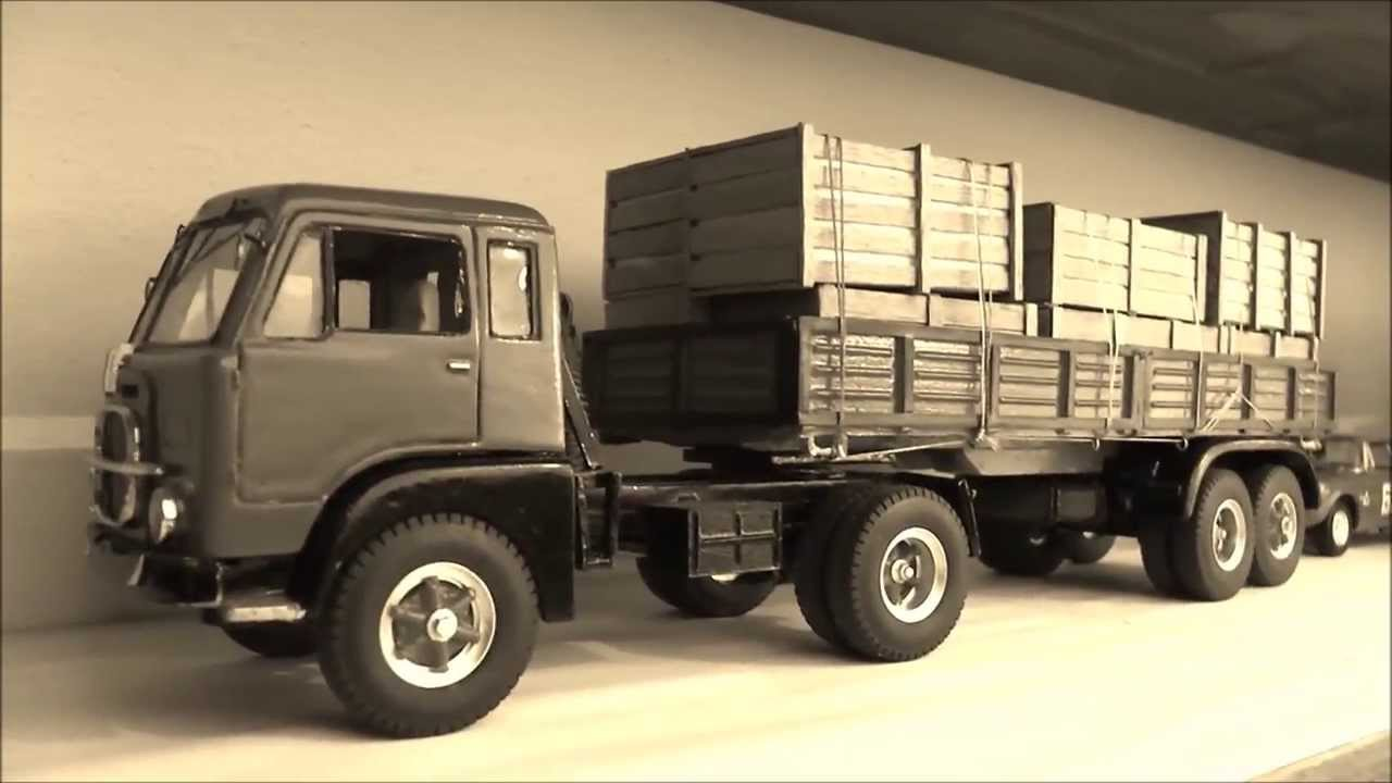 Camion FIAT - YouTube