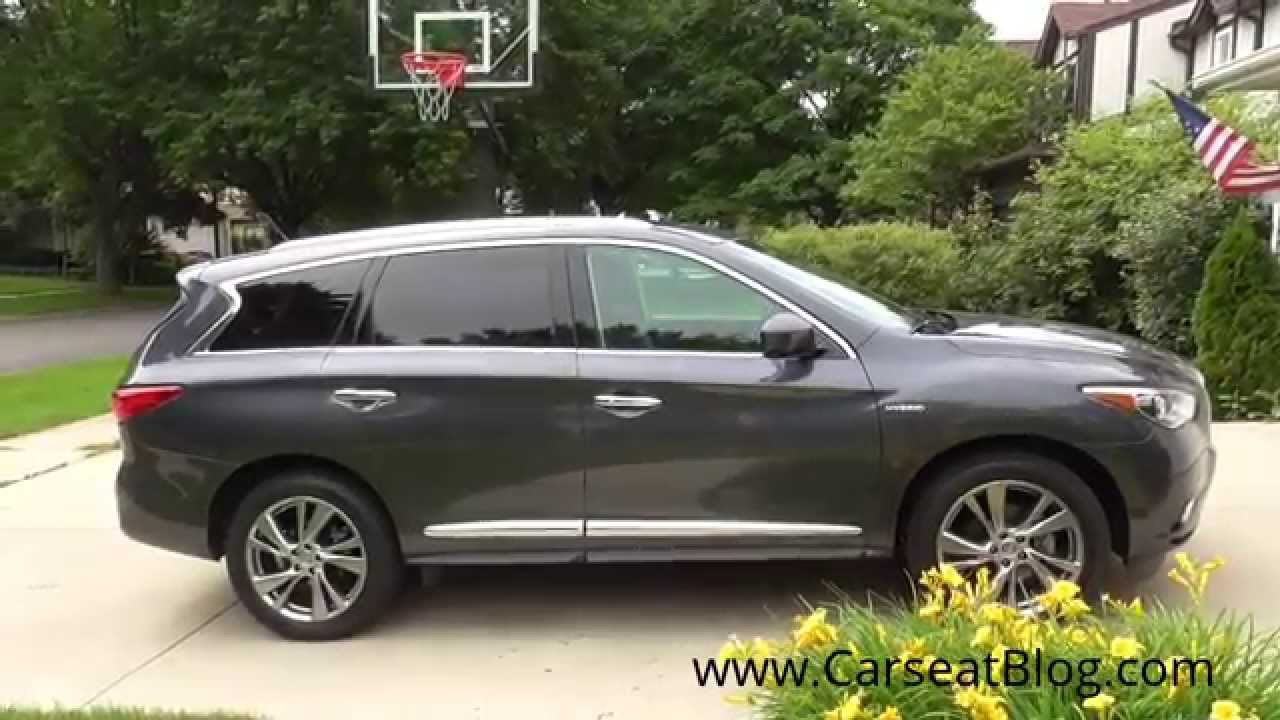 2017 Infiniti Qx60 Hybrid Review Kids Cats Safety Part I You